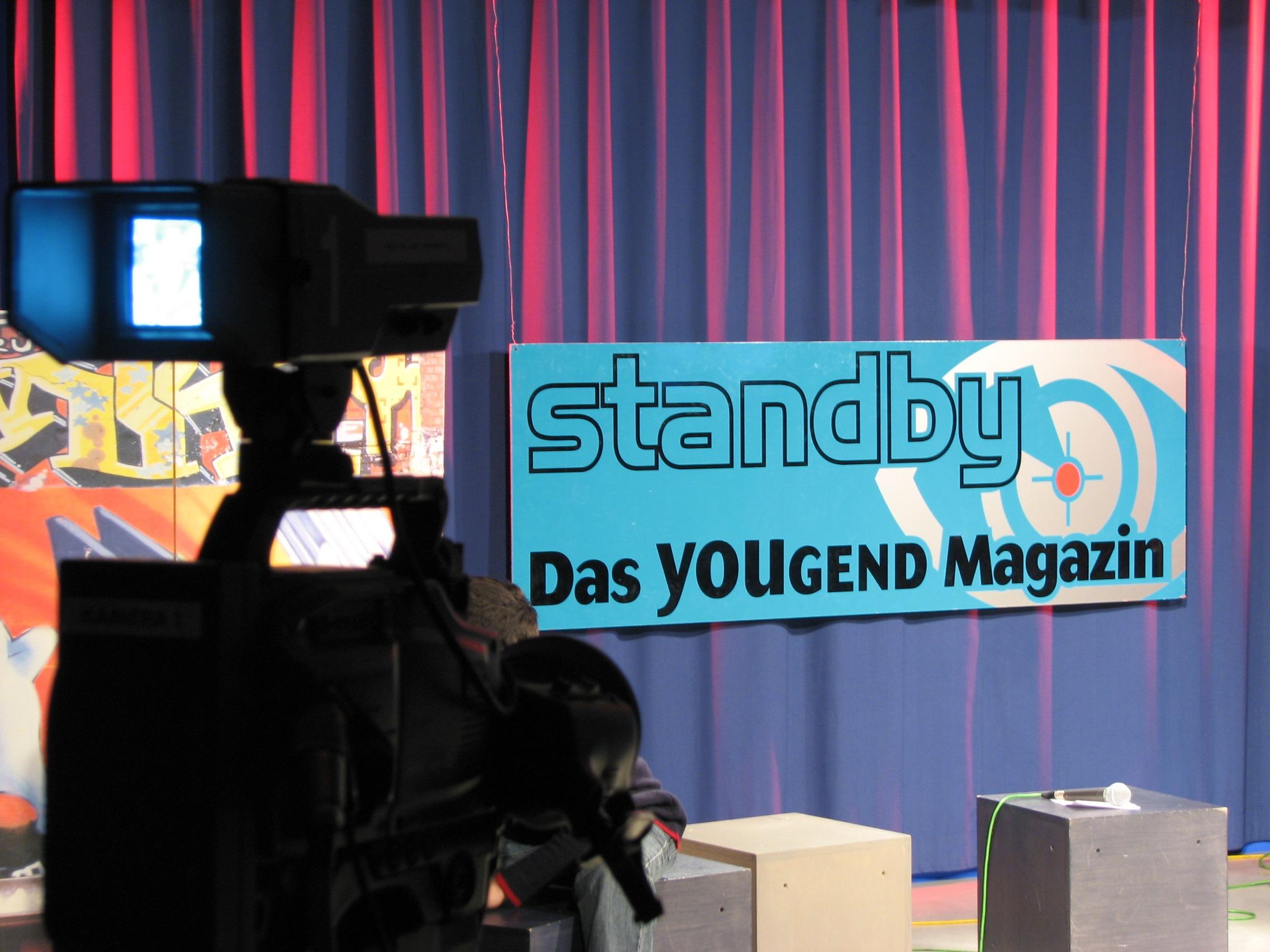 Standby - Das Yougendmagazin *live*