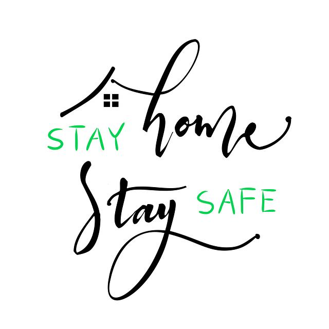 Corona-Umfrage KJP, Stay home stay safe